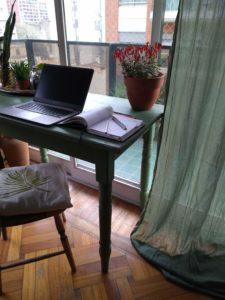 Como hacer una cortina de gasa simple